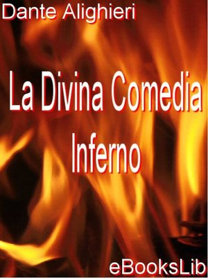 cover image of La Divina Comedia - Inferno