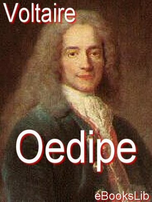 cover image of Oedipe