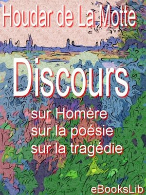 cover image of Discours