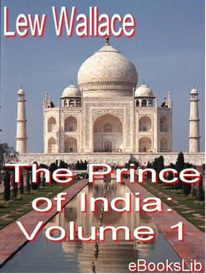 cover image of The Prince of India