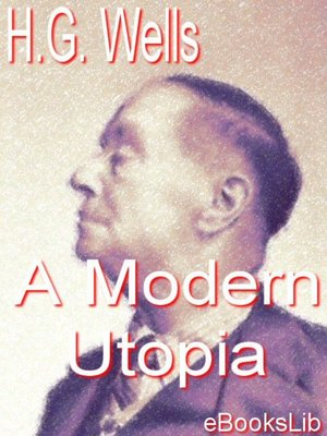 cover image of A Modern Utopia