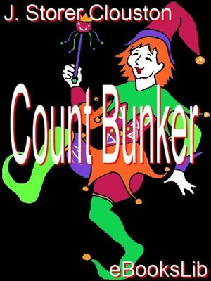 cover image of Count Bunker