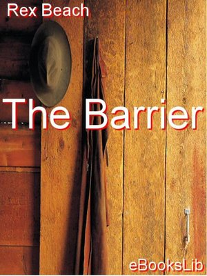 cover image of The Barrier
