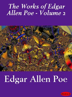 cover image of Works of Edgar Allan Poe, Volume 2