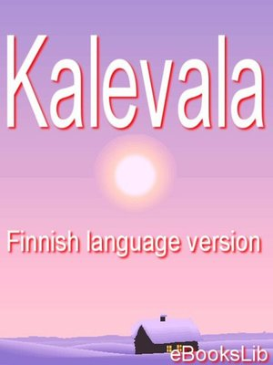 cover image of Kalevala