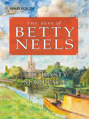 cover image of The Hasty Marriage