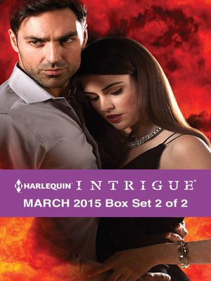 cover image of Harlequin Intrigue March 2015 - Box Set 2 of 2: Secrets\Seduced by the Sniper\The Pregnant Witness