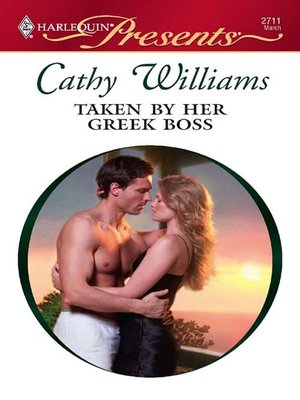 cover image of Taken by Her Greek Boss