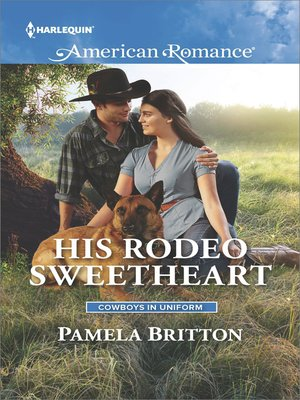 cover image of His Rodeo Sweetheart