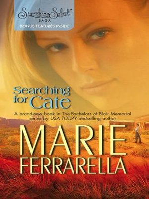 cover image of Searching for Cate