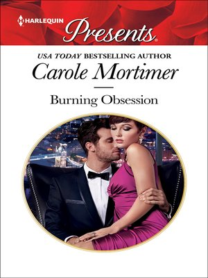 cover image of Burning Obsession