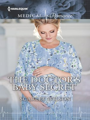 cover image of The Doctor's Baby Secret