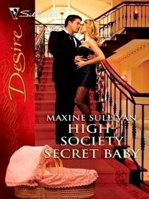 cover image of High-Society Secret Baby