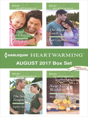 cover image of Harlequin Heartwarming August 2017 Box Set