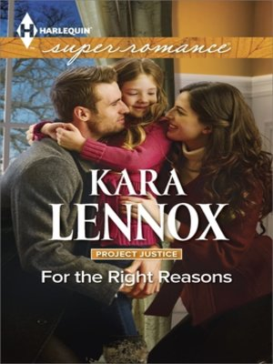 cover image of For the Right Reasons