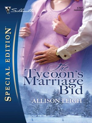 cover image of The Tycoon's Marriage Bid