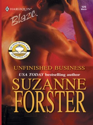 cover image of Unfinished Business