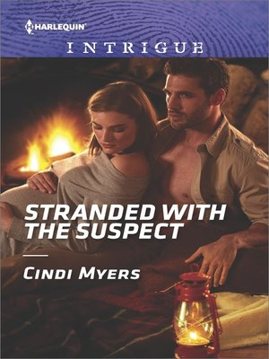 cover image of Stranded with the Suspect