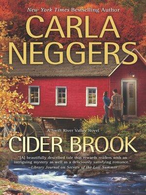cover image of Cider Brook