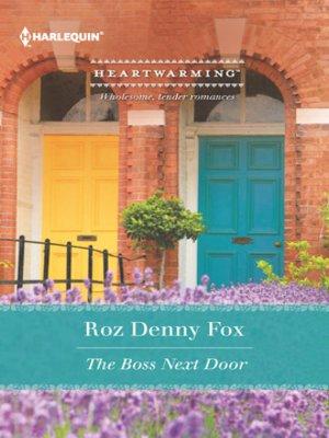 cover image of The Boss Next Door