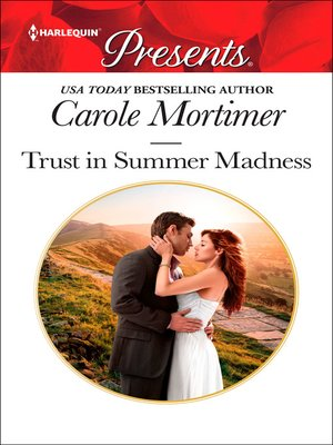 cover image of Trust in Summer Madness