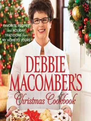 cover image of Debbie Macomber's Christmas Cookbook
