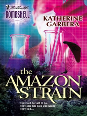 cover image of The Amazon Strain