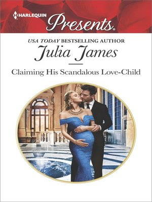 cover image of Claiming His Scandalous Love-Child