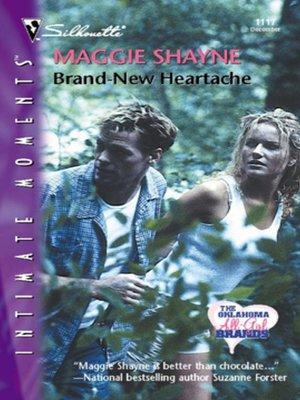 cover image of Brand-New Heartache