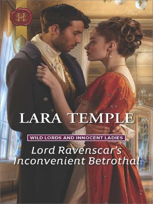 cover image of Lord Ravenscar's Inconvenient Betrothal