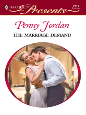 cover image of The Marriage Demand