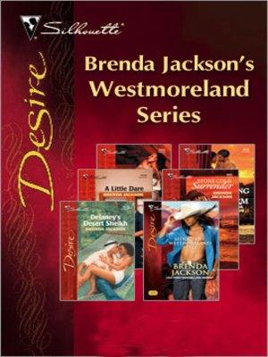 cover image of Brenda Jackson's Westmoreland Series