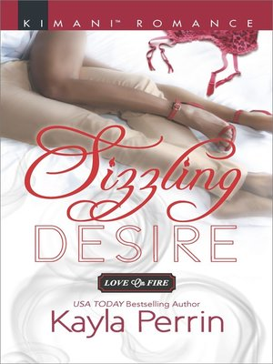 cover image of Sizzling Desire