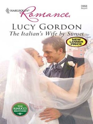 cover image of The Italian's Wife by Sunset