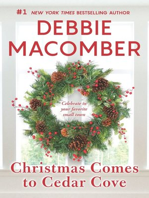 cover image of Christmas Comes to Cedar Cove