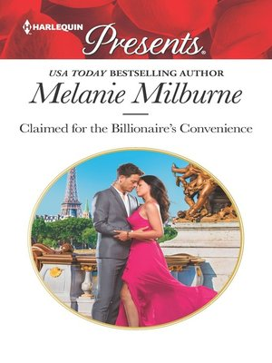 cover image of Claimed for the Billionaire's Convenience
