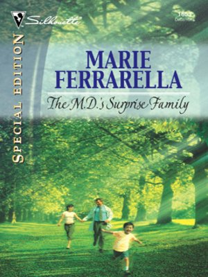 cover image of The M.D.'s Surprise Family
