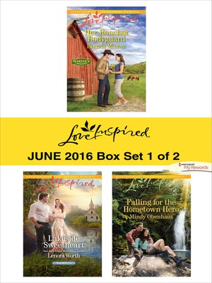 cover image of Harlequin Love Inspired June 2016, Box Set 1 of 2