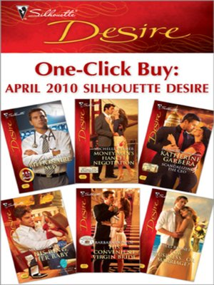 cover image of One-Click Buy: April 2010 Silhouette Desire