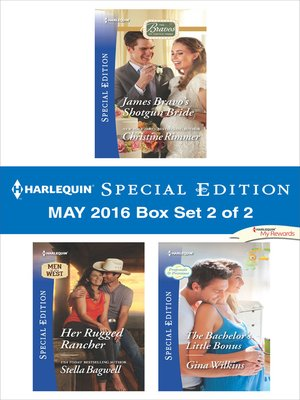 cover image of Harlequin Special Edition May 2016, Box Set 2 of 2