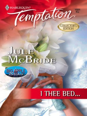 cover image of I Thee Bed...