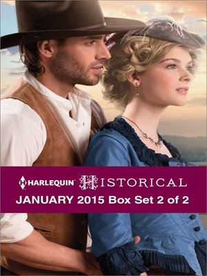 cover image of Harlequin Historical January 2015 - Box Set 2 of 2: The Gunslinger and the Heiress\Caught in Scandal's Storm\Chosen by the Lieutenant