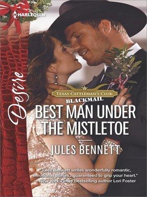 cover image of Best Man Under the Mistletoe
