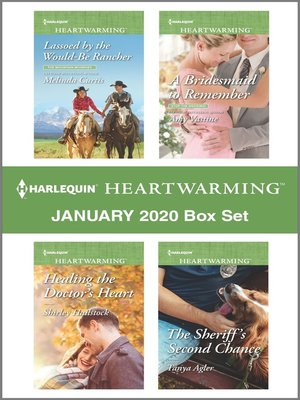 cover image of Harlequin Heartwarming January 2020 Box Set