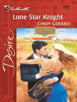 cover image of Lone Star Knight