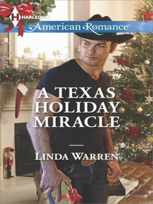 cover image of A Texas Holiday Miracle