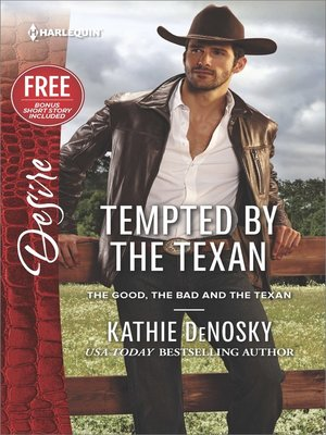 cover image of Tempted by the Texan