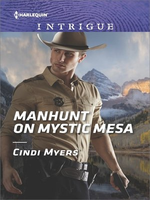 cover image of Manhunt on Mystic Mesa