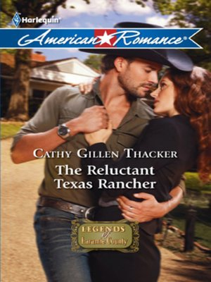 cover image of The Reluctant Texas Rancher
