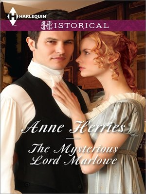cover image of The Mysterious Lord Marlowe